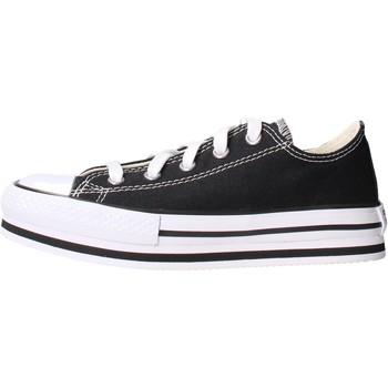 Chaussures Garçon Baskets basses Converse - Ctas eva lift ox nero 670033C NERO