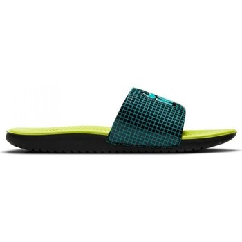 Chaussures Enfant Claquettes Nike LAMES UNISEXES GARÇON  KAWA SLIDE SE1 CW1657 Bleu