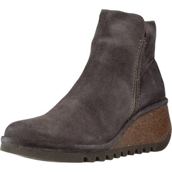 Chaussures Femme Bottines Fly London NILO256FLY Gris