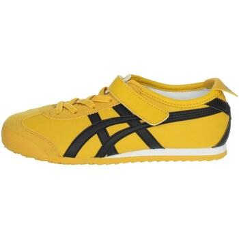 Chaussures Enfant Baskets basses Onitsuka Tiger 1184A049 Jaune