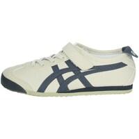 Chaussures Enfant Baskets basses Onitsuka Tiger 1184A049 Beige/Bleu