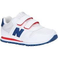 Chaussures Garçon Multisport New Balance IV500WRB Blanco