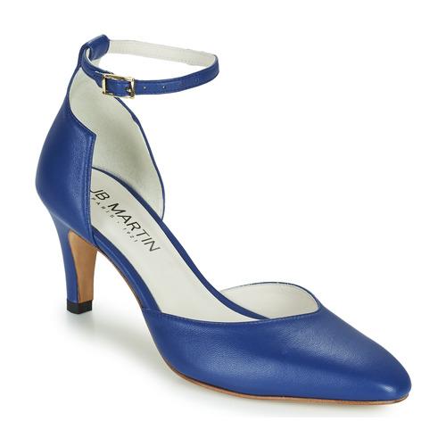 Chaussures Femme Escarpins JB Martin NATACHA marine