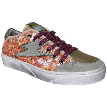 Chaussures Femme Baskets basses Semerdjian Basket ayo 5324 orange