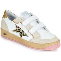 Chaussures Femme Baskets basses Semerdjian Basket argel 5131 blanc