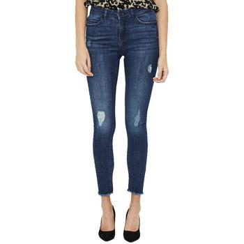 Vêtements Femme Jeans skinny Noisy May 27009513 Bleu