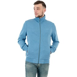 Vêtements Homme Sweats Superdry ol classic track top ub 5ed bright blue grit bleu