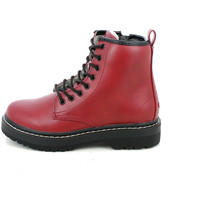 Chaussures Fille Bottines Lelli Kelly 5550.11_28 Rouge
