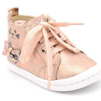 Chaussures Fille Boots Shoo Pom kikki wou Rose