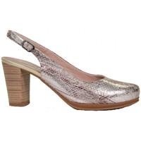Chaussures Femme Escarpins Karston Escarpin Lost Beige