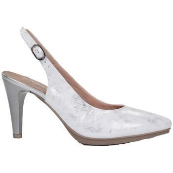 Chaussures Femme Escarpins Karston Escarpin Myax Argenté
