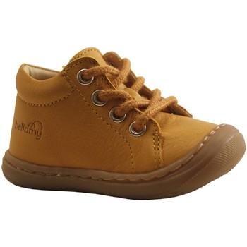 Chaussures Garçon Boots Bellamy PRINCESSE CAMEL
