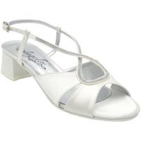 Chaussures Femme Sandales et Nu-pieds Angela Calzature ASPANGC1039bc bianco