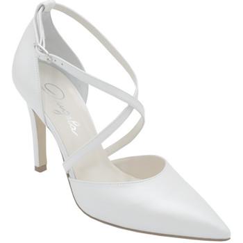 Chaussures Femme Escarpins Angela Calzature ASPANGC2002bc bianco