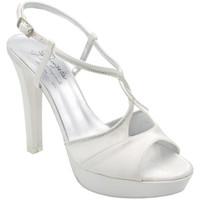 Chaussures Femme Sandales et Nu-pieds Angela Calzature ASPANGC5107bc bianco