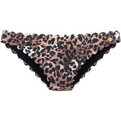 Vêtements Femme Maillots de bain séparables Lascana Bas maillot slip bain Lexa Leopard