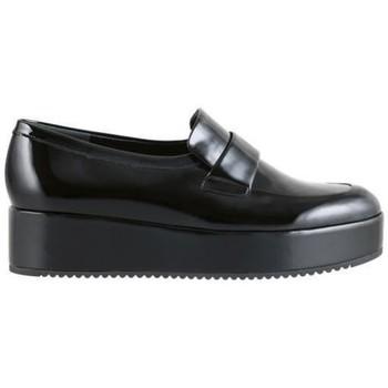 Chaussures Femme Mocassins Högl Appartements Modesty Schwarz Noir