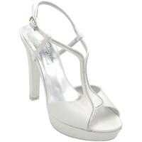 Chaussures Femme Sandales et Nu-pieds Angela Calzature ASPANGC7152bc bianco