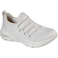 Chaussures Femme Fitness / Training Skechers 149056-NAT-030 Arch Fit Lucky Thoughts Naturel