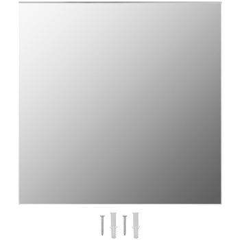 Maison & Déco Miroirs Vidaxl 50 x 50 cm Argent