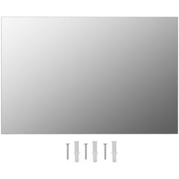 Maison & Déco Miroirs Vidaxl Miroir mural 60 x 40 cm Argent