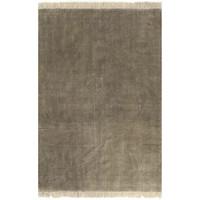 Parures de lit Tapis Vidaxl 200 x 290 cm Brun