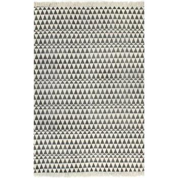 Maison & Déco Tapis Vidaxl Tapis 120 x 180 cm Noir