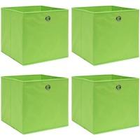 Maison & Déco Paniers, boites et corbeilles Vidaxl Boîte de rangement Vert