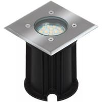 Maison & Déco Luminaires d'extérieur Smartwares Lampe intégrée au sol Noir