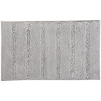 Maison & Déco Tapis Kleine Wolke Tapis de bain 60 x 100 cm Gris