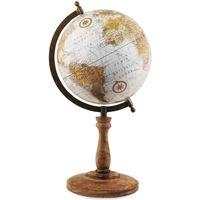 Maison & Déco Statuettes et figurines Signes Grimalt 20 Cm Globe Du Monde Multicolor