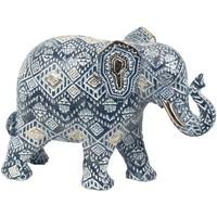 Maison & Déco Statuettes et figurines Signes Grimalt Éléphant D'Afrique Multicolor