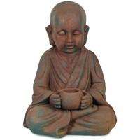 Maison & Déco Statuettes et figurines Signes Grimalt Bouddha Pocillo Marrón