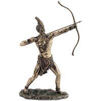 Maison & Déco Statuettes et figurines Signes Grimalt Ochosi --- Dorado