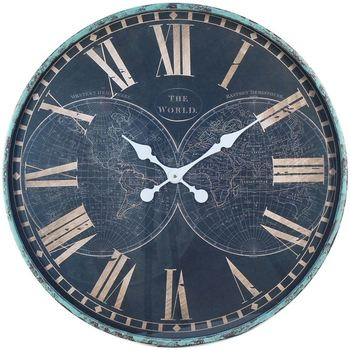 Maison & Déco Horloges Signes Grimalt Horloge Murale Azul
