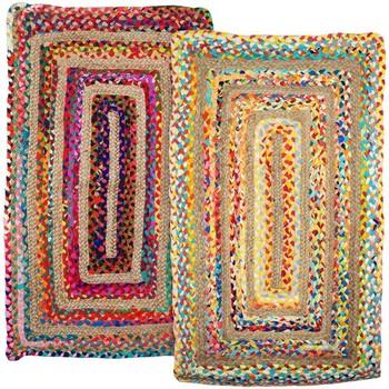 Maison & Déco Tapis Signes Grimalt Multicolor Assemblage De Tapis 2U Multicolor