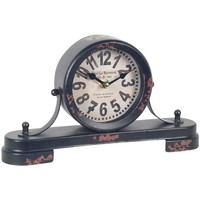 Maison & Déco Horloges Signes Grimalt Horloge De Table Negro