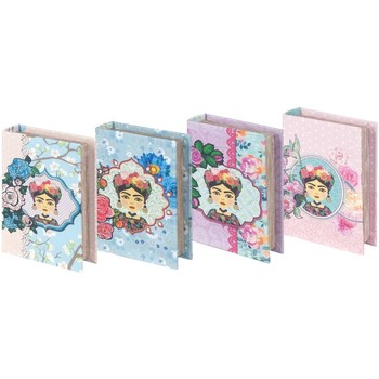 Maison & Déco Malles, coffres de rangements Signes Grimalt Livre Boîte Frida Mis 4U Assortments Multicolor