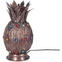 Maison & Déco Lampes à poser Signes Grimalt Lampe De Table Marrón