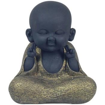 Maison & Déco Statuettes et figurines Signes Grimalt Bouddha Avec Les Doigts Croisés Multicolor