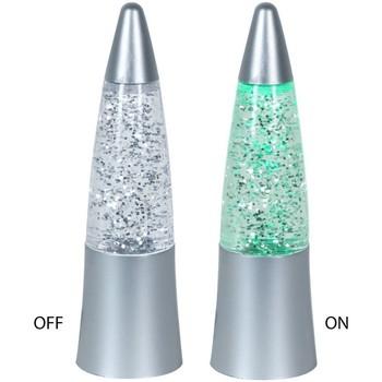 Maison & Déco Lampes à poser Signes Grimalt Multicolor Glitter Lamp Multicolor