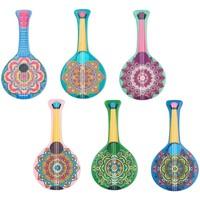 Maison & Déco Statuettes et figurines Signes Grimalt Ensemble Magnétique Mandoline 6U Multicolor