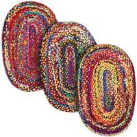 Maison & Déco Tapis Signes Grimalt Tapis De 3 Unités Définies Multicolor