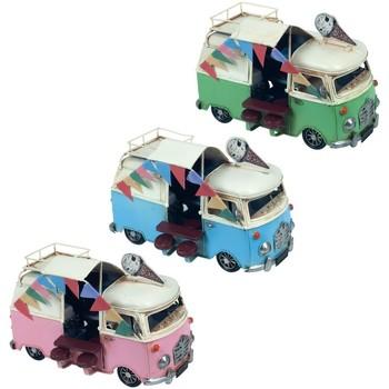 Maison & Déco Statuettes et figurines Signes Grimalt Différents Ensemble De Trois Autobus A Fait 3U Multicolor