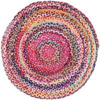 Maison & Déco Tapis Signes Grimalt Multicolor Tressées Multicolor