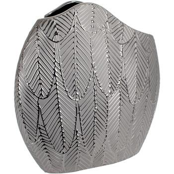 Maison & Déco Vases, caches pots d'intérieur Signes Grimalt Vase Plateado