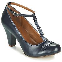Chaussures Femme Escarpins Cristofoli JULY Bleu