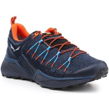 Chaussures Homme Randonnée Salewa MS Dropline GTX 61366-8669 granatowy, pomarańczowy, czarny