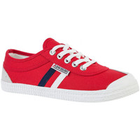 Chaussures Homme Baskets basses Kawasaki Retro canvas Rouge