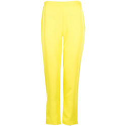 Vêtements Femme Pantalons Pinko  Jaune